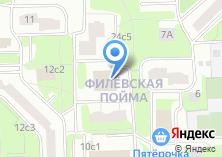 Компания «У Алевтины» на карте
