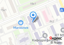 Компания «МГТУГА» на карте