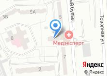 Компания «Чеховское РАЙПО» на карте