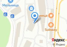 Компания «Теплостен КБ» на карте
