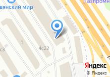 Компания «Мир Санта» на карте
