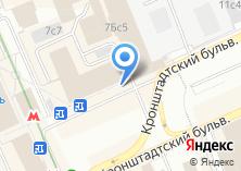 Компания «Магазин овощей и фруктов» на карте