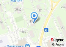 Компания «Агентство недвижимости *метры*» на карте