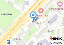 Компания «Ампир-Декор» на карте