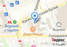 Компания «Адвокатский кабинет Николаенко В.С.» на карте