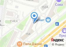 Компания «Формула Домина» на карте