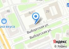 Компания «РГВА» на карте
