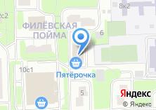 Компания «Российский фермер» на карте