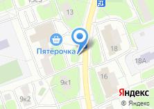 Компания «Свежий хлеб магазин хлебобулочных изделий» на карте