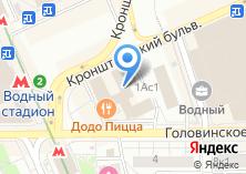 Компания «Центр правовой помощи Столица» на карте