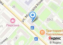 Компания «VINTAGE» на карте