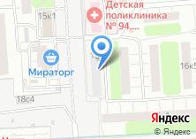 Компания «Детская библиотека №4» на карте