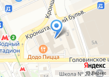 Компания «ИнтерТрейд» на карте
