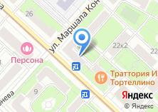Компания «БеларусЪ» на карте