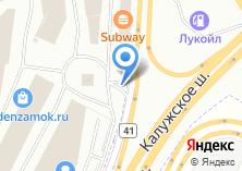 Компания «Parketoff» на карте