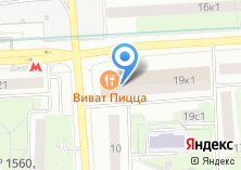 Компания «Архея» на карте