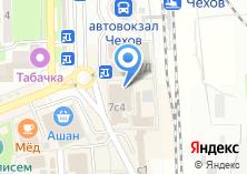 Компания «Лисёнок» на карте