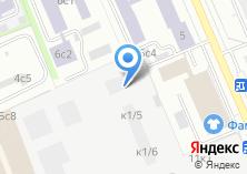Компания «Кухни Вам» на карте