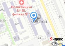 Компания «СМУ СЕВЕР 7» на карте