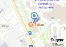 Компания «ЗедаЗени» на карте