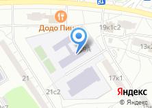 Компания «Средняя общеобразовательная школа №597» на карте