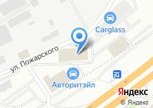 Компания «Корея Моторс» на карте