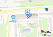 Компания «Апис» на карте