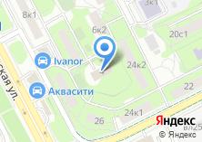 Компания «Долголетие в Москве, пансионат для пожилых людей» на карте