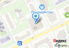 Компания «Диип 2000 торгово-сервисная компания» на карте