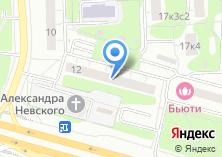 Компания «Вера» на карте