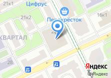 Компания «Ди2000» на карте