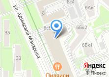 Компания «Пилпили» на карте