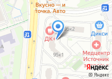Компания «Бунинский» на карте
