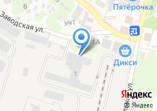 Компания «Металлоторг» на карте