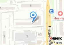 Компания «ДСК» на карте