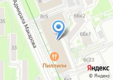Компания «Крост Концерн» на карте