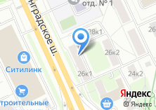 Компания «Нотариус Червов А.М.» на карте