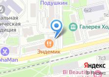 Компания «Косточка» на карте