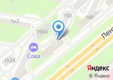 Компания «Сервисный центр new generation service» на карте