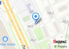Компания «Мастерская по ремонту одежды и обуви на Ленинградском шоссе» на карте