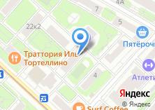 Компания «Minion» на карте