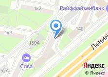 Компания «Роникон» на карте