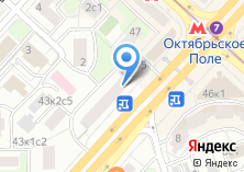 Компания «Oxumoron» на карте