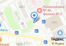 Компания «Магазин фруктов и овощей на Петрозаводской» на карте