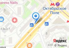 Компания «Магазин фруктов и овощей на ул. Народного Ополчения» на карте