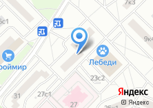 Компания «Н3В» на карте