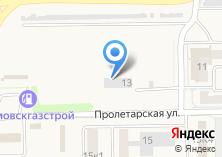 Компания «Технодизель» на карте