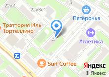 Компания «Таргис» на карте