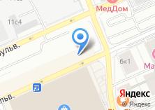 Компания «Автостоянка на Кронштадском бульваре» на карте