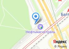 Компания «Шиномонтажная мастерская на Ленинградском шоссе» на карте